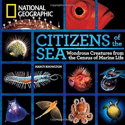 Citizens of the Sea: Wondrous Creatures From the Census of Marine Life (Seattle Coffee Table Book compare prices)
