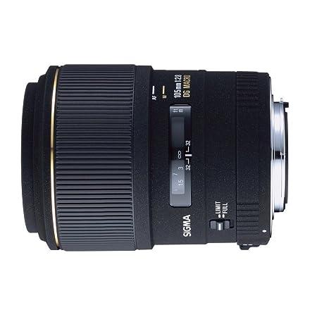 Sigma Objectif Macro 105 mm F2,8 EX DG - Monture Canon