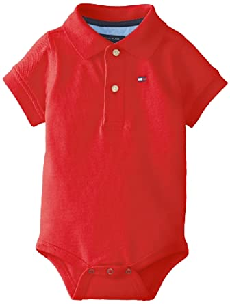 Amazon Tommy Hilfiger Baby Boys Infant Short Sleeve
