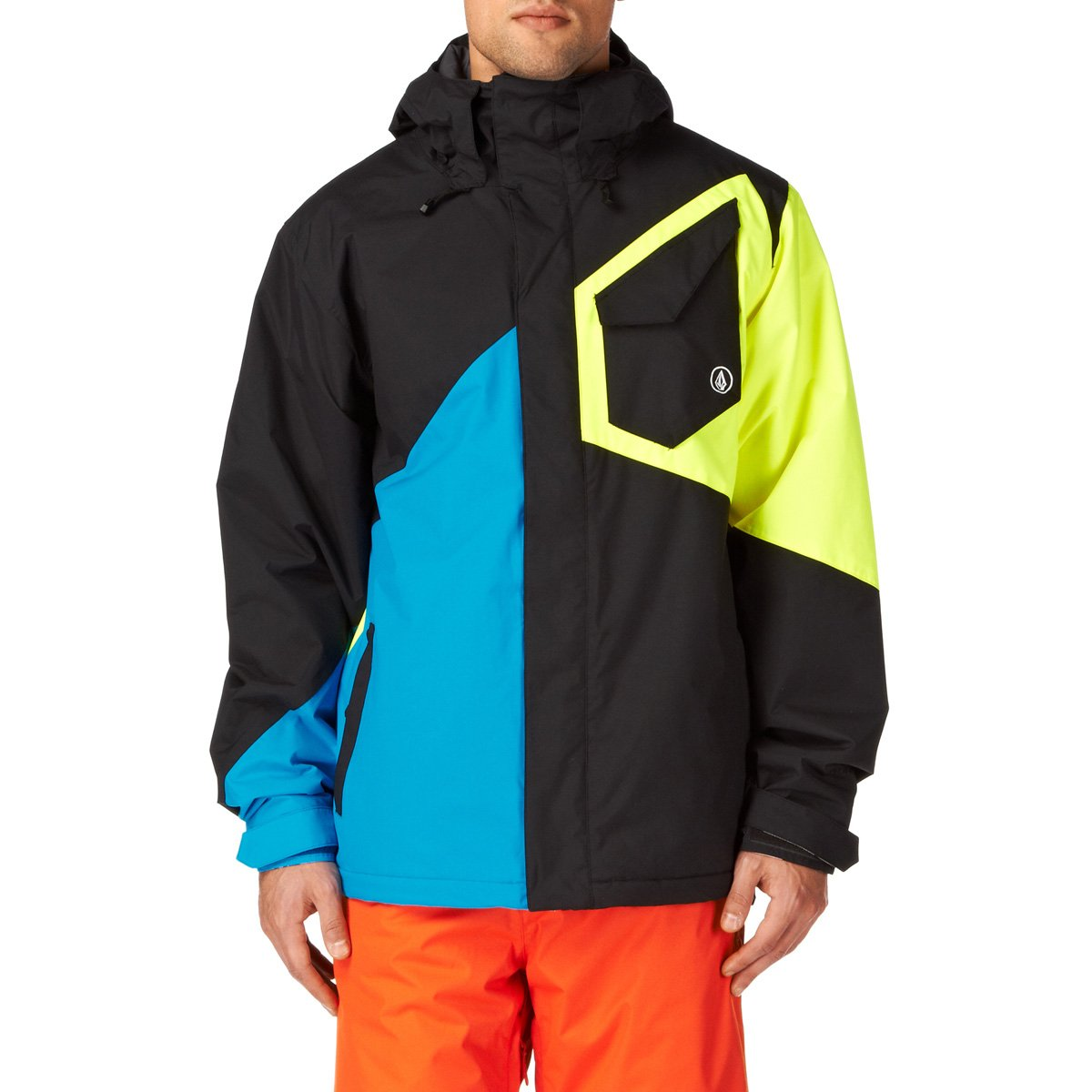 Volcom Herren Snowboardjacke