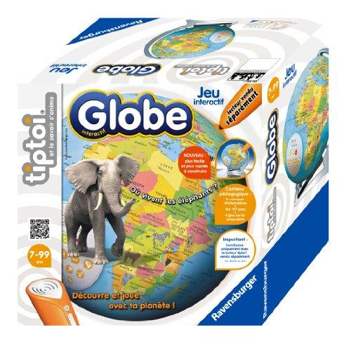 Ravensburger - Globo interattivo [importato dalla Francia]