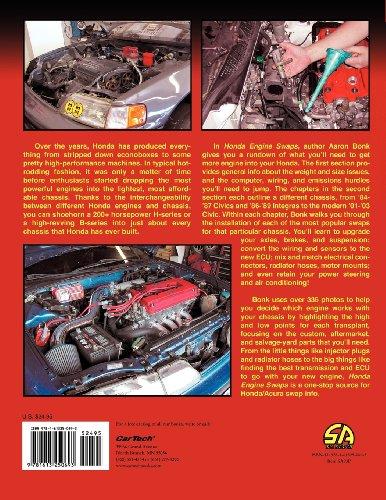 Honda Engine Swaps