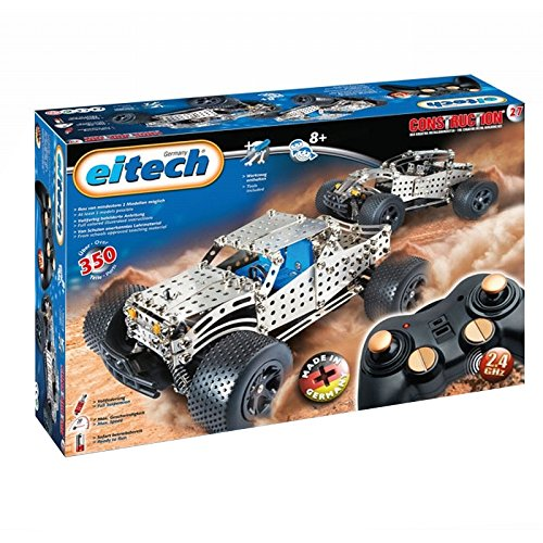 Eitech C27 Metallbaukasten 2.4 GHZ RC Hot Rod
