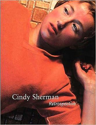 Cindy Sherman: Retrospective written by Amanda Cruz