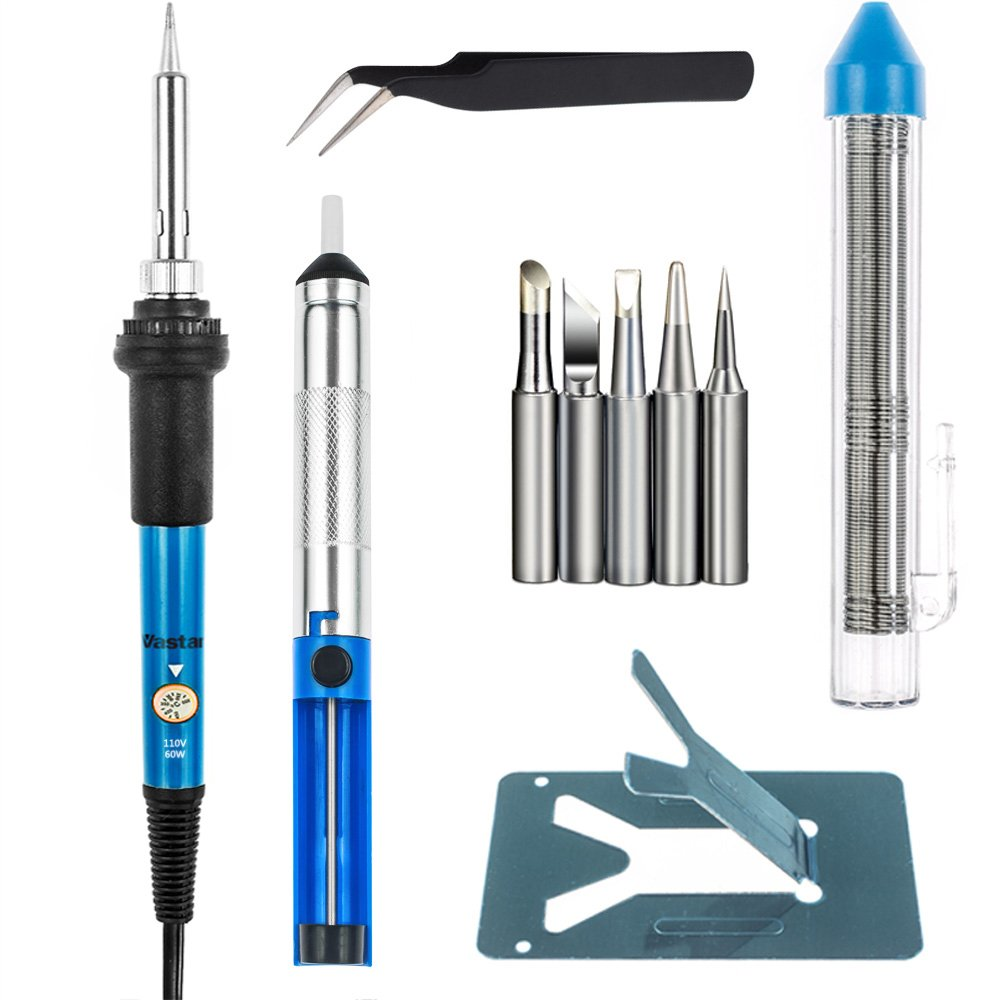 Best Soldering Irons 2017 Top Reviews Solder Iron For Circuit Boards Vastar