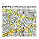 Words And Music By Saint Etienne [Deluxe Edition] Saint Etienne