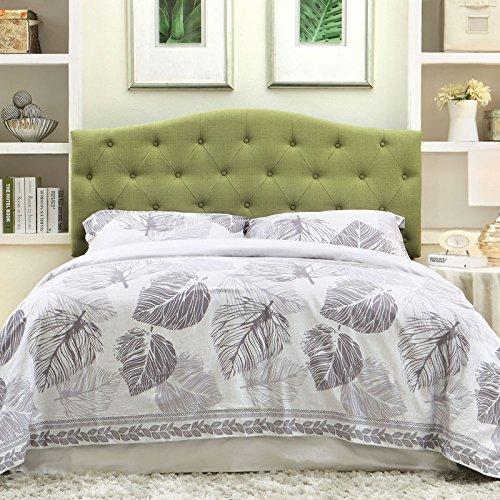 alipaz-contemporary-style-green-flax-fabric-finish-twin-size-headboard
