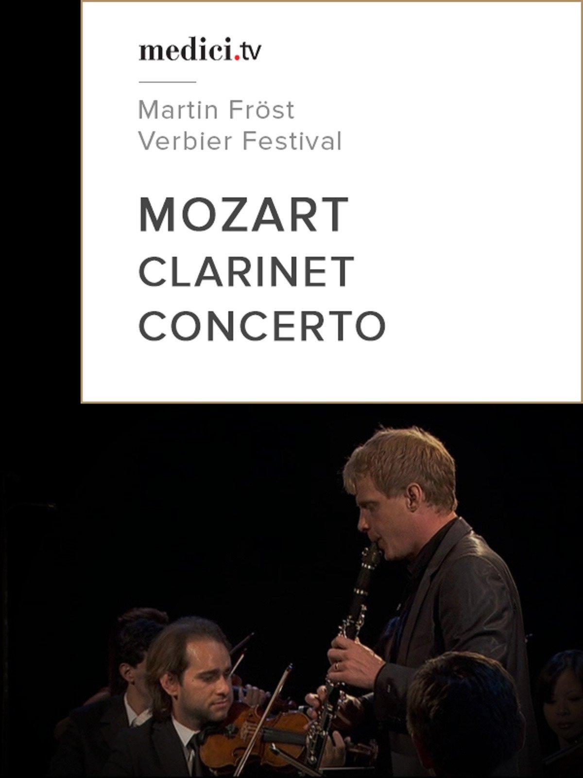 Mozart, Clarinet Concerto