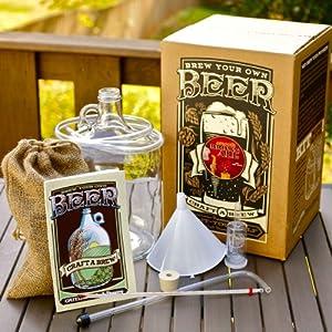 Craft Beer Brewing Starter Kit - Smooth Brown Ale