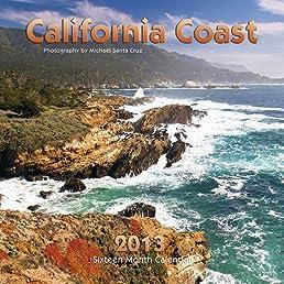 California Coastline 2013 Calendar
