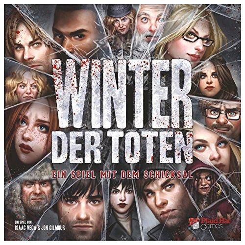 Plaid Hat Games PHG10000DE Winter Toten: Spiel mit Schicksal, Brettspiel