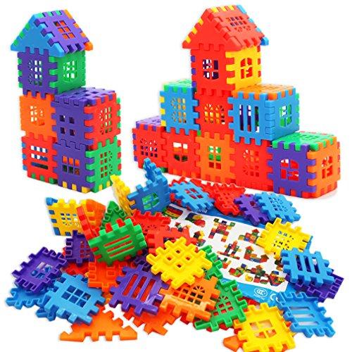 Interlocking Builders Blocks
