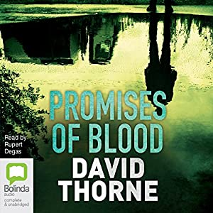 Promises of Blood Audiobook