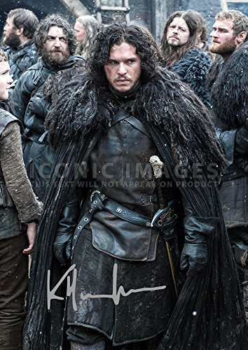 Kit Harington Print Jon Snow Game of Thrones