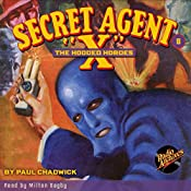 Secret Agent X #8: The Hooded Hordes | Paul Chadwick