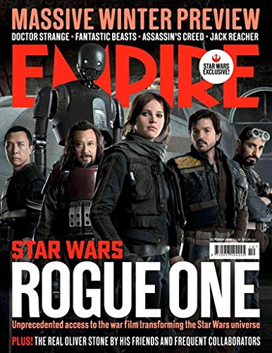 Empire Magazine (October, 2016) Star Wars Rogue One Cover