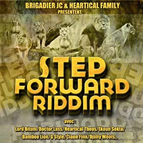 Step Forward Riddim