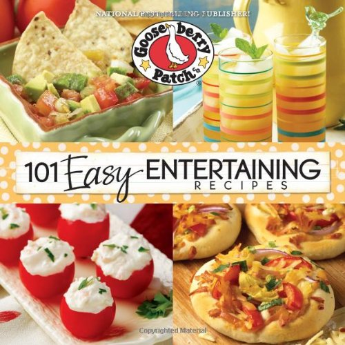 101-Easy-Entertaining-Recipes-101-Cookbook-Collection