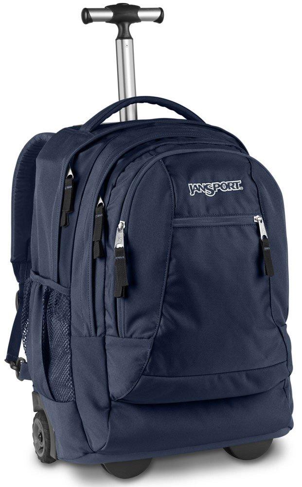jansport roller backpack