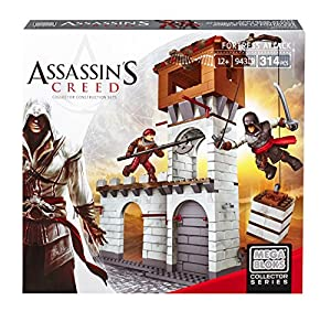 Mega Bloks 94319U - Assassin's Creed Fortress Attack Spiel