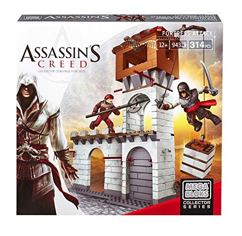 Mattel Mega Bloks DBJ04 Assassin's Creed - Fortress Attack