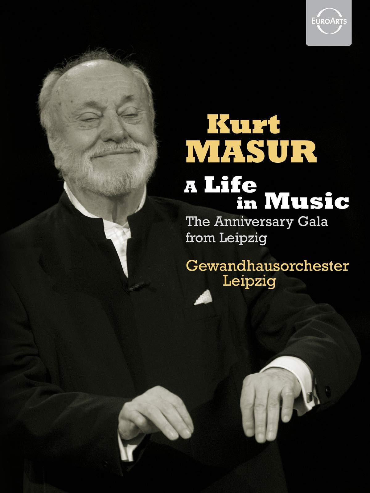 Kurt Masur Anniversary Gala: In celebration of Kurt Masur's 80th Birthday on Amazon Prime Video UK