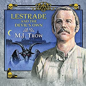Lestrade and the Devil's Own Audiobook