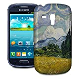 Vincent Van Gogh Fine Art Painting Phone Hard Shell Case for Samsung Galaxy S3 S4 S5 Mini Ace Nexus Note & more - Samsung Galaxy S3 Mini