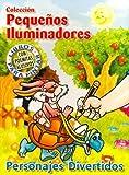 Personajes Divertidos (Spanish Edition)