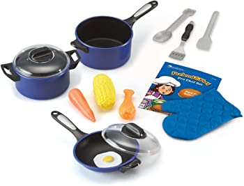 Learning Pretend & Play Pro Chef Set