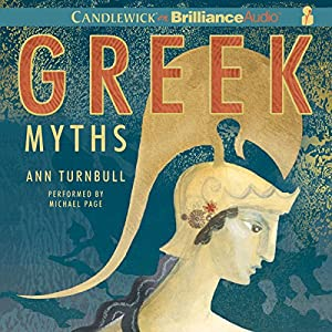 Greek Myths Audiobook