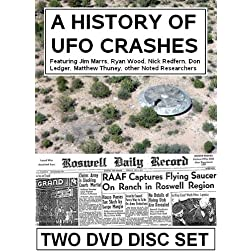 A History Of UFO Crashes