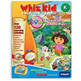 61A0QXvpkrL. SL160  V Tech   Whiz Kid CD  Dora the Explorer