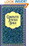 Complete Jewish Bible : An English Ve...