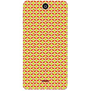 Skin4Gadgets ABSTRACT PATTERN 233 Phone Skin STICKER for SONY XPERIA J (ST26I)