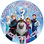 PERSONALISED DISNEY FROZEN Birthday I...