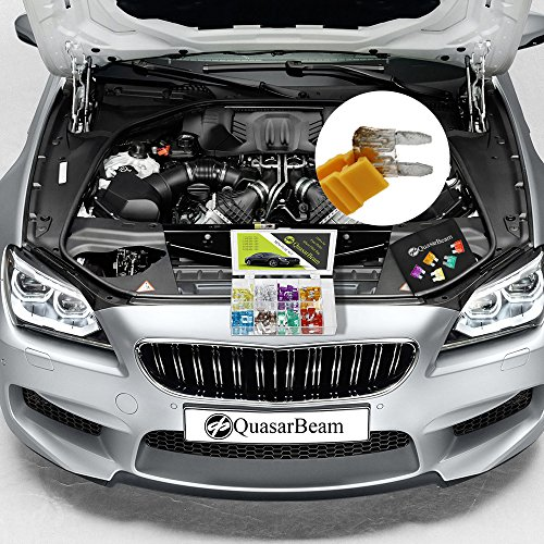 Mini atm apm fuse car kit 120pcs truck fuse kit set for 3a interieur accessoires