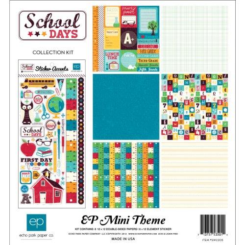 School Days Collection Kit (Echo Park)