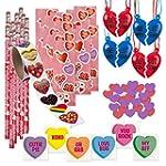 157 Piece Mega Valentine Toy Assortme...