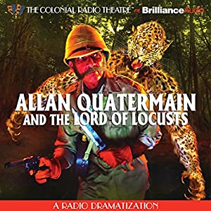 Allan Quatermain and the Lord of Locusts Radio/TV Program