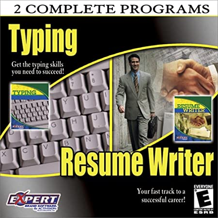 Typing / Resume Writer (Jewel Case)