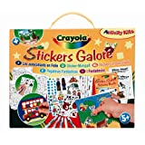 Crayola - Stickers Galoreby Crayola