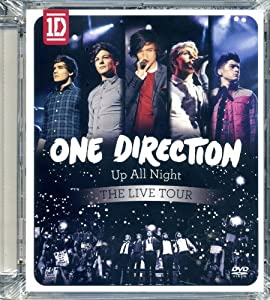 Up All Night - The Live Tour with Collectible VIP Tour Laminate
