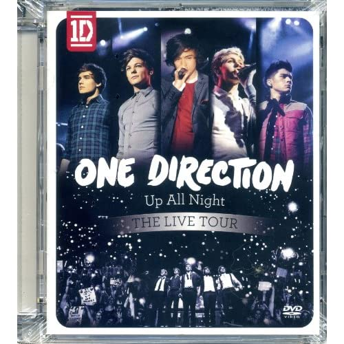 Up-All-Night-The-Live-Tour-SUPER-JEWEL-CASE-DVD-One-Direction-DVD