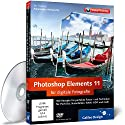 Photoshop Elements 11 für digitale Fotografie - Videotraining (PC+MAC)