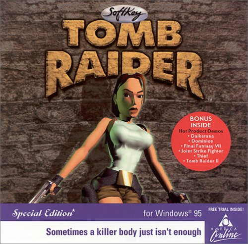 Tomb Raider I Demo (Jewel Case) - Pc