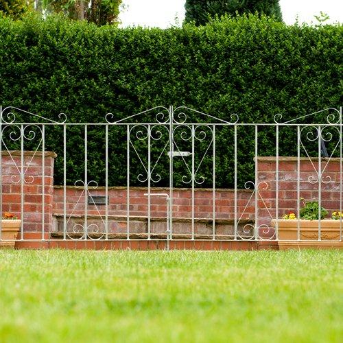 Winsor Double Gate 244cm (8') Opening Width. Standard