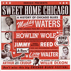 Blues Music History