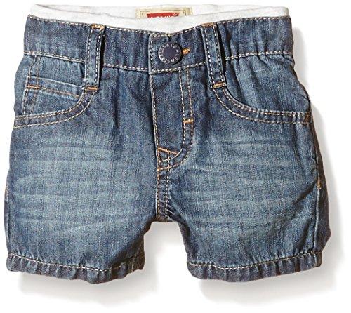 Levi's NH26014-Shorts Bimba 0-24    Blu (Indigo) 24 mesi