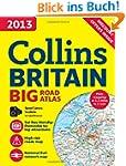 2013 Collins Big Road Atlas Britain (...